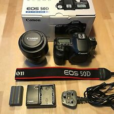 Canon EOS 50d & EF-S 17-85 IS USM Lens Kit