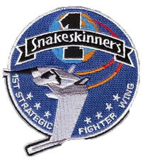 Stargate Atlantis  -   Snakeskinner  - Patch Uniform  Aufnäher  neu