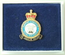 RAF ROYAL AIR FORCE SUPPORT COMMAND LAPEL PIN BADGE