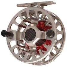 NEW $500 ROSS F1 #1.5 FLY REEL NICKEL SILVER FOR #3/4/5 WEIGHT USA MADE-CLOSEOUT