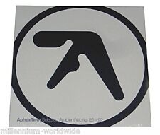 "SEALED, MINT - APHEX TWIN – SELECTED AMBIENT WORKS '85-'92 - DOUBLE 12"" VINYL LP"