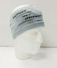 Headband in grey for Cycling, running, skiing, hiking by Outwet