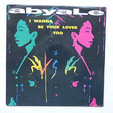 abyale i WANNA BE YOUR LOVER TOO 656407 7