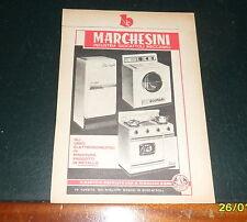 Advertising Italian Pubblicità Werbung: MARCHESINI GIOCATTOLI **1969**