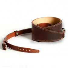 Brown Luxury Leather DSLR camera strap by Cam-in