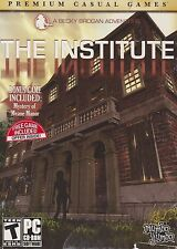 The Institute +Mystery Of Meane Manor PC Game Window hidden object seek and find