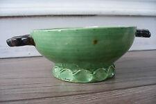 tasse vintage en céramique de Vallauris signée Cerenne