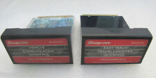 2007 SNAP ON MT2500 SCANNER PROGRAMMABLE CARTRIDGES w/EUROPEAN MT2500 VCI & TSI
