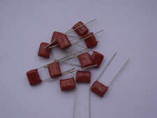 10PCS CBB 473J 630V CL21 0.047UF 47NF P15 Metallized Film Capacitor