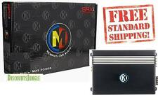 MEMPHIS AUDIO SRX4.300 +2YR WARANTY 4 CHANNEL AMP 600W CLASS AB CAR AMPLIFIER