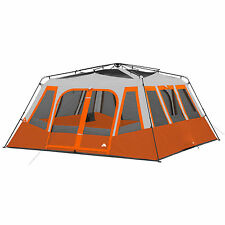 Instant Cabin Tent 14 Person Camping Outdoor Family 2 Room Hiking Travel Dome