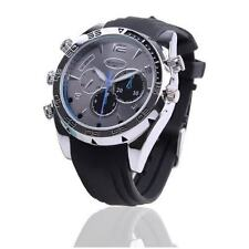 32GB HD 1080P Spy Watch Hidden Camera DVR IR Night Vision Video Recorder Camera