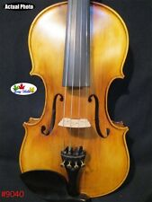 Strad style SONG Brand maestro 4/4 violin bridght and big sound free case  #9040