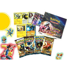 324pcs Pokémon TCG Booster Box English Edition Break Point 36 Packs Flash Cards