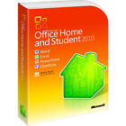 Microsoft Office Home and Student 2010 for 3 PC's Family Pack Retail NEW! MISB!