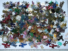 40grams of mixed confetti cut out shapes for cards or scrapbooks