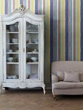 Eijffinger Stripes Only Wallpaper Yellow Blue Red Turquoise 320405