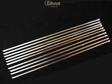 Acciaio Inox Nastro Termico Per Scarico CORDINI 5MM X 350MM X Quantità 10