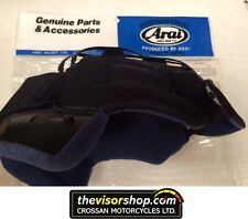 Genuine ARAI Motorcycle Helmet Interior Pad/Skull Cap 7mm Large RX7XX RRIV RR4