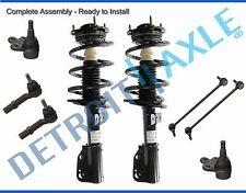 New 8pc Front Quick Strut & Spring Suspension Kit for Enclave Traverse Acadia