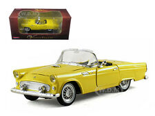 1955 FORD THUNDERBIRD CONVERTIBLE YELLOW  1/32 MODEL CAR BY ARKO PRODUCTS 05521
