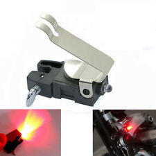 Mini Brake LED Bike Light Portable Bicycle Mount Tail Rear Cycling Taillights UK