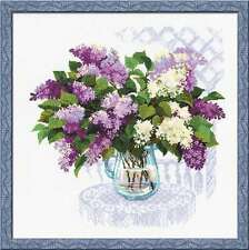 """Counted Cross Stitch Kit RIOLIS - """"The Smell of Spring"""""""
