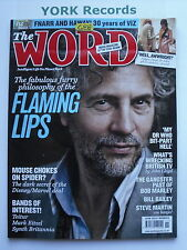 WORD MAGAZINE - Issue 81 November 2009 - Flaming Lips / Teitur / Mark Eitzel