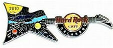 Hard Rock Cafe ORLANDO 2010 Starry Sky STAR WARS Guitar PIN - HRC Catalog #56198