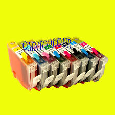8 REFILLABLE CARTRIDGE FOR  CANON PIXMA PRO 9000/MK II compatible ink CLI-8