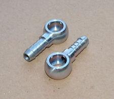 Ringschlauchnippel Ringnippel mit Ringauge 12 mm DIN 7642 DN 6