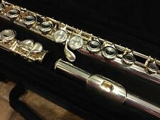 NEW RS BERKELEY VOLARE INTERMEDIATE STUDENT FLUTE MODEL VOL702 WITH WARRANTY