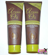 Moroccan Argan Oil Kit Shampoo and Conditioner Health Hair Treatment 250ml each