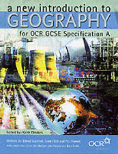 An Introduction to Geography for OCR Specification A,A