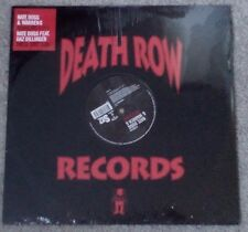 "Warren G Nate Dogg - Regulate Original Death Row 12"" Vinyl NEW & SEALED"