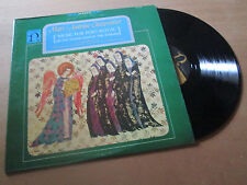 MARC ANTOINE CHARPENTIER music for port-royal & first tenebrae .. NONESUCH Lp
