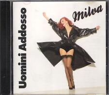 """MILVA - RARO CD FUORI CATALOGO 1993 """" UOMINI ADDOSSO """""""