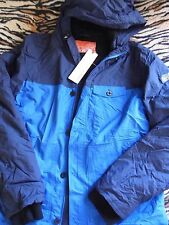 Gio Goi Jukna Men's Jacket Olympic Blue  size XL Euro L US 44/46""
