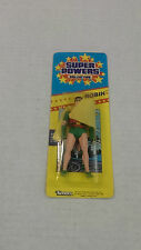 1986 Super Powers Collection: ROBIN Action Figure - SEALED PACKAGING / Batman