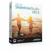 Ashampoo Slideshow Studio HD 4 dt. Vollversion ESD Download
