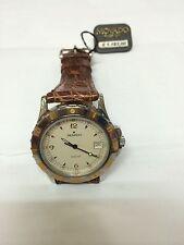 Orologio movado tempoaquatic watch nuovo 100 m lusso pelle 560702483 list 1150 e