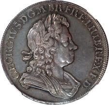 Great Britain 1716 George I Crown NGC AU-53