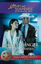 Face of Danger (Love Inspired Suspense), Valerie Hansen, Good Book