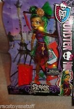 MONSTER HIGH JINAFIRE LONG DAUGHTER OF THE CHINESE DRAGON CITY OF FRIGHTS MIB