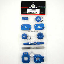 Dubya Bling Kit Husqvarna Blue TE TC FE FC 125 250 300 350 450 2014 2015 NEW