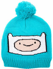 Oficial De Adventure Time-Finn-Azul Bobble Sombrero