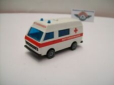"Siku 1623, VW LT 28 ""Rettungswagen"" 1979 (Made in W.-Germany)"