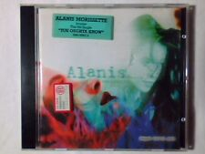 ALANIS MORISSETTE Jagged little pill cd GERMANY RED HOT CHILI PEPPERS