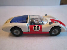 "VINTAGE CORGI PORSCHE CARRIER 6 DIECAST - 3 3/4"" LONG - NICE CONDITION"