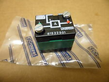 CROUZET 81522501 PNEUMATIC LOGIC ELEMENT NEW